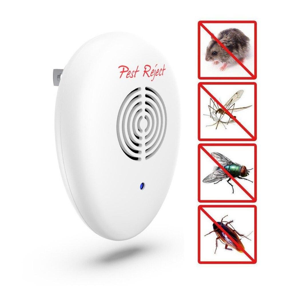 Ультразвуковая защита от комаров: помогает ли ультразвук против комаров?