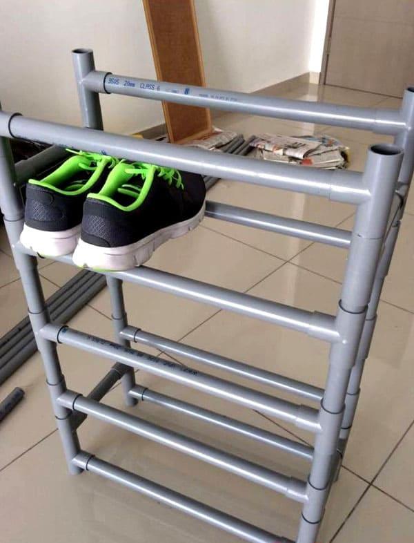 Сушилка для обуви своими руками: на батарею, от отопления