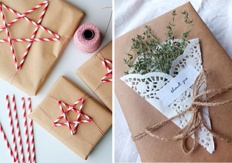 Красивая подарочная упаковка