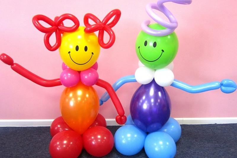 Мастер-класс. игрушки из воздушных шариков. воспитателям детских садов, школьным учителям и педагогам - маам.ру