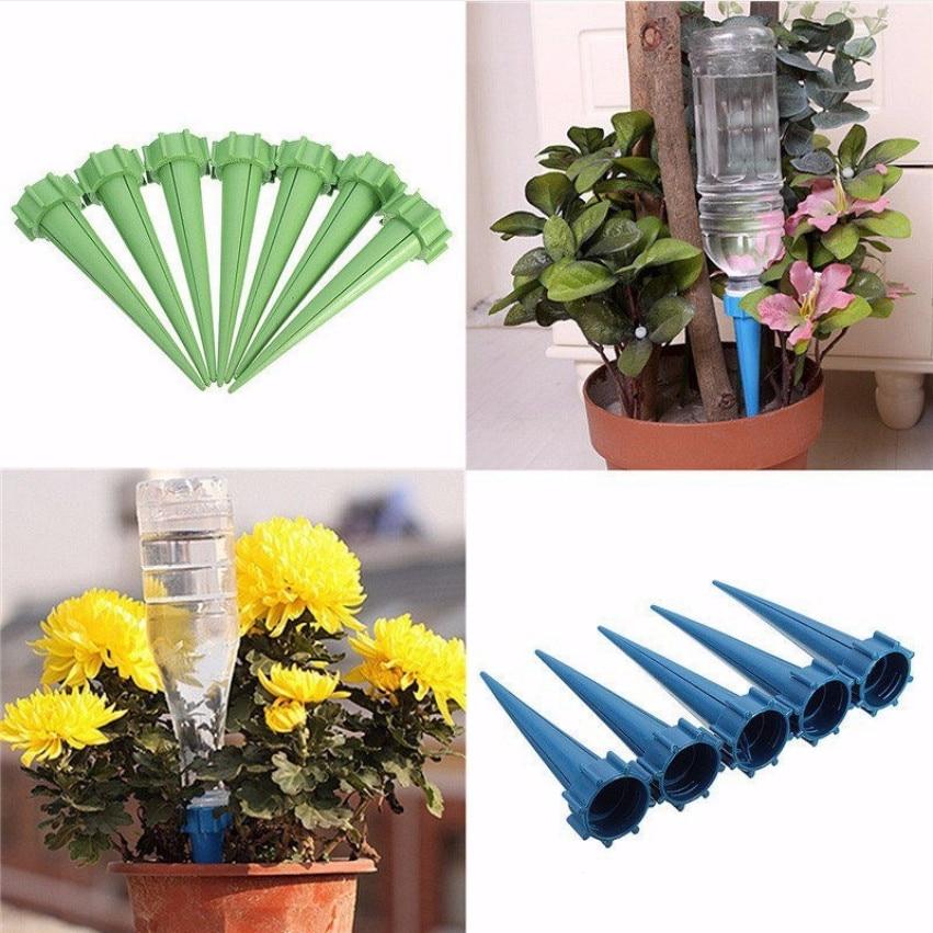 Автополив для комнатных растений своими руками из пластиковых бутылок