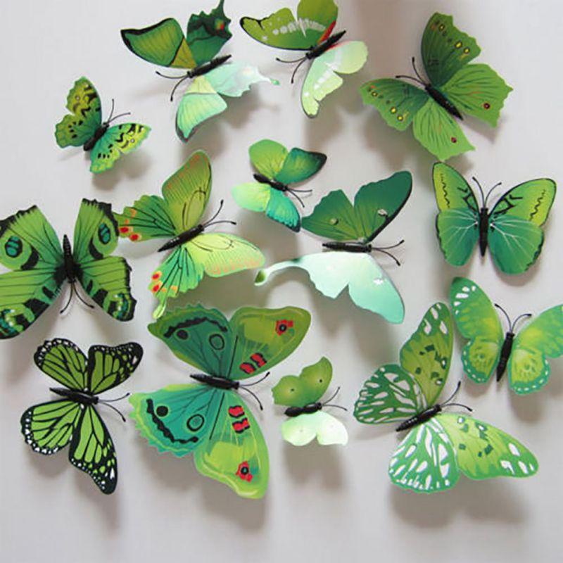 Нежная бабочка для декора