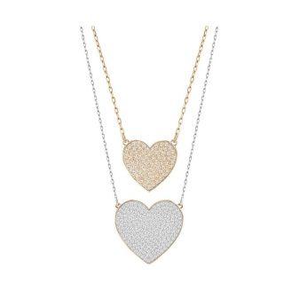 Кулон сердце (78 фото): золотые и серебряные модели в виде сердечка кулоны-половинки из бисера или со стразами сваровски