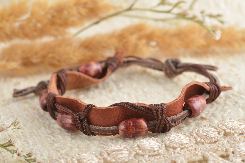 Кожаные браслеты на руку для мужчин и женщин своими руками