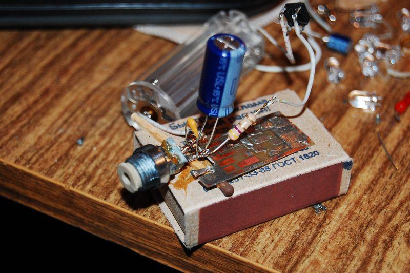 Лазерный модуль из dvd-rw привода — libixur