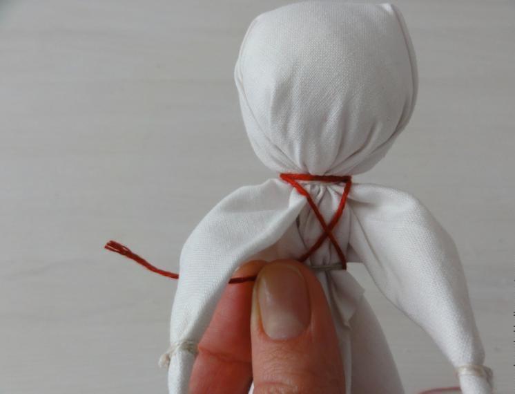 Кукла-мотанка оберег или игрушка
