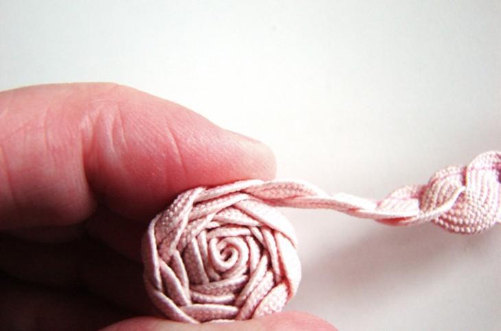 Как сшить розы из ткани своими руками