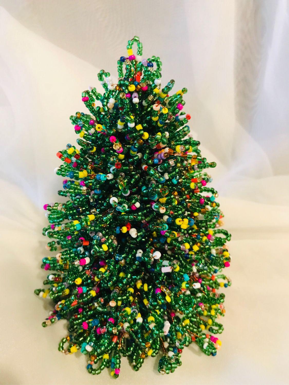 Новогодние игрушки из бисера, поделки и ёлочные украшения: как сделать, фото