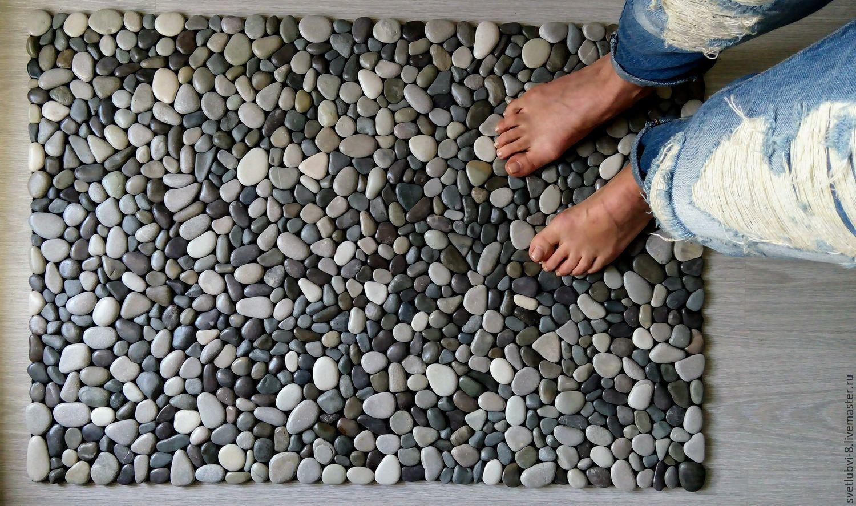 Поделки из морских камней, ракушек и гальки для сада и дома своими руками