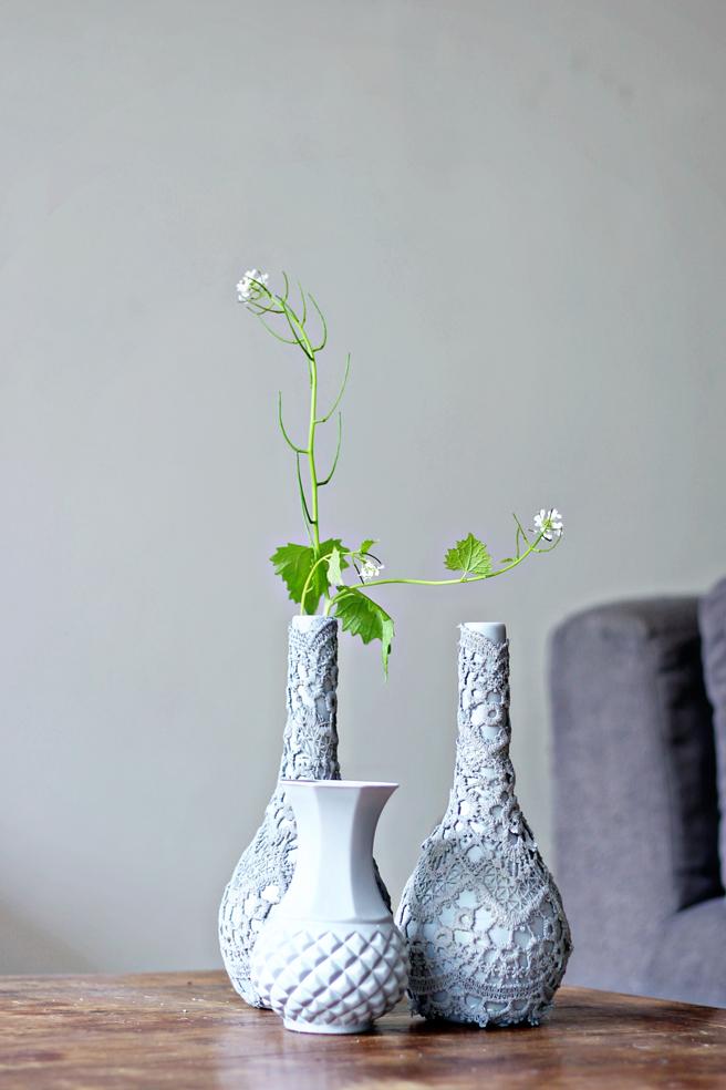 Волшебное превращение: 5 стильных идей для создания вазы