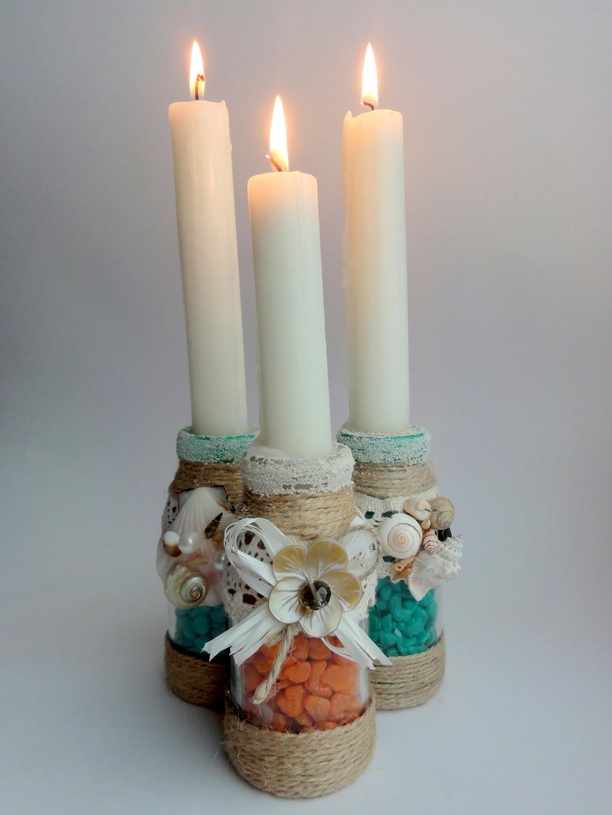 Декоративные свечи (41 фото): интерьерные столовые и витые, большие и маленькие восковые дизайнерские свечи, резные и другие