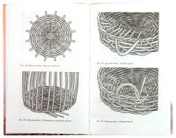 Пошаговая схема плетения корзин из ивы для начинающих