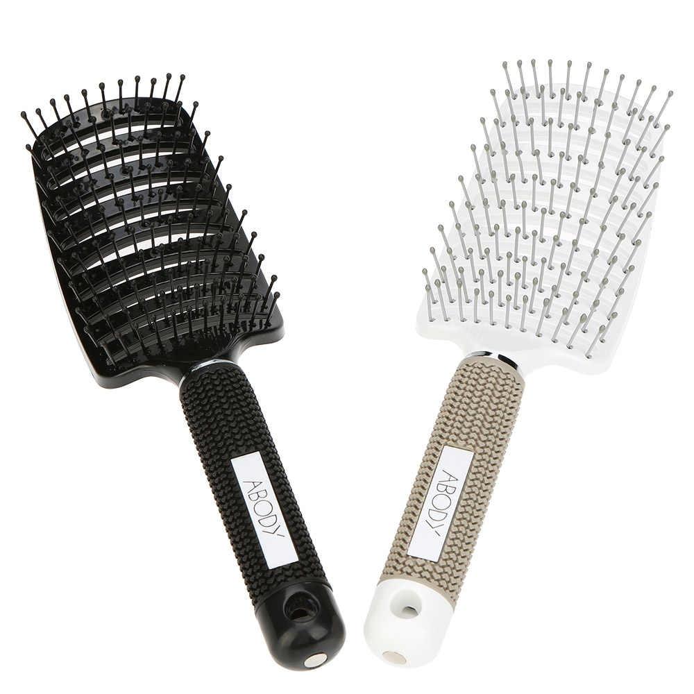 Как выбрать расческу для каждого типа волос
