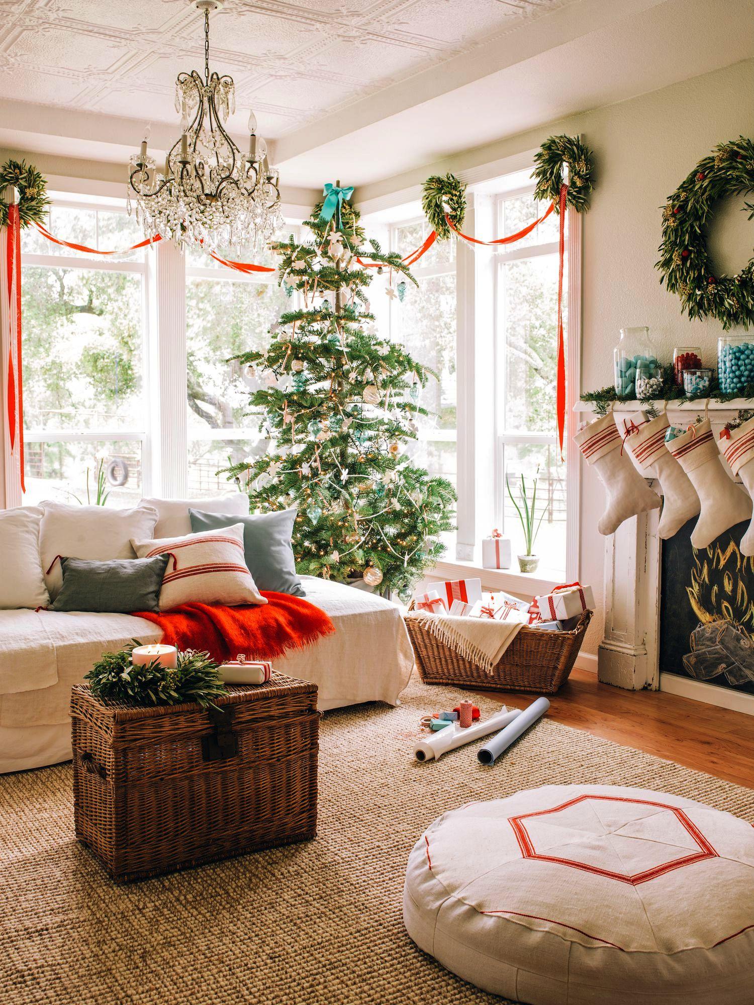 ? украшение дома к празднику: декор, приносящий удачу в новом 2019 году!