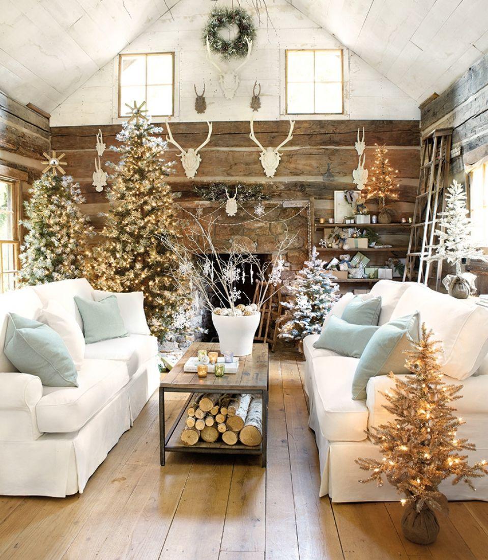 Как украсить квартиру на новый год 2021, идеи декора гостиной, спальни, детской, коридора, балкона