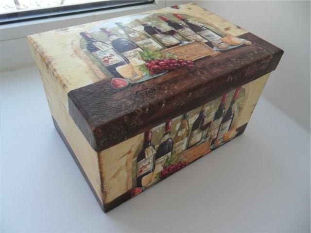 Декупаж на картоне своими руками - оригинальные фото идеи и подробная инструкция
