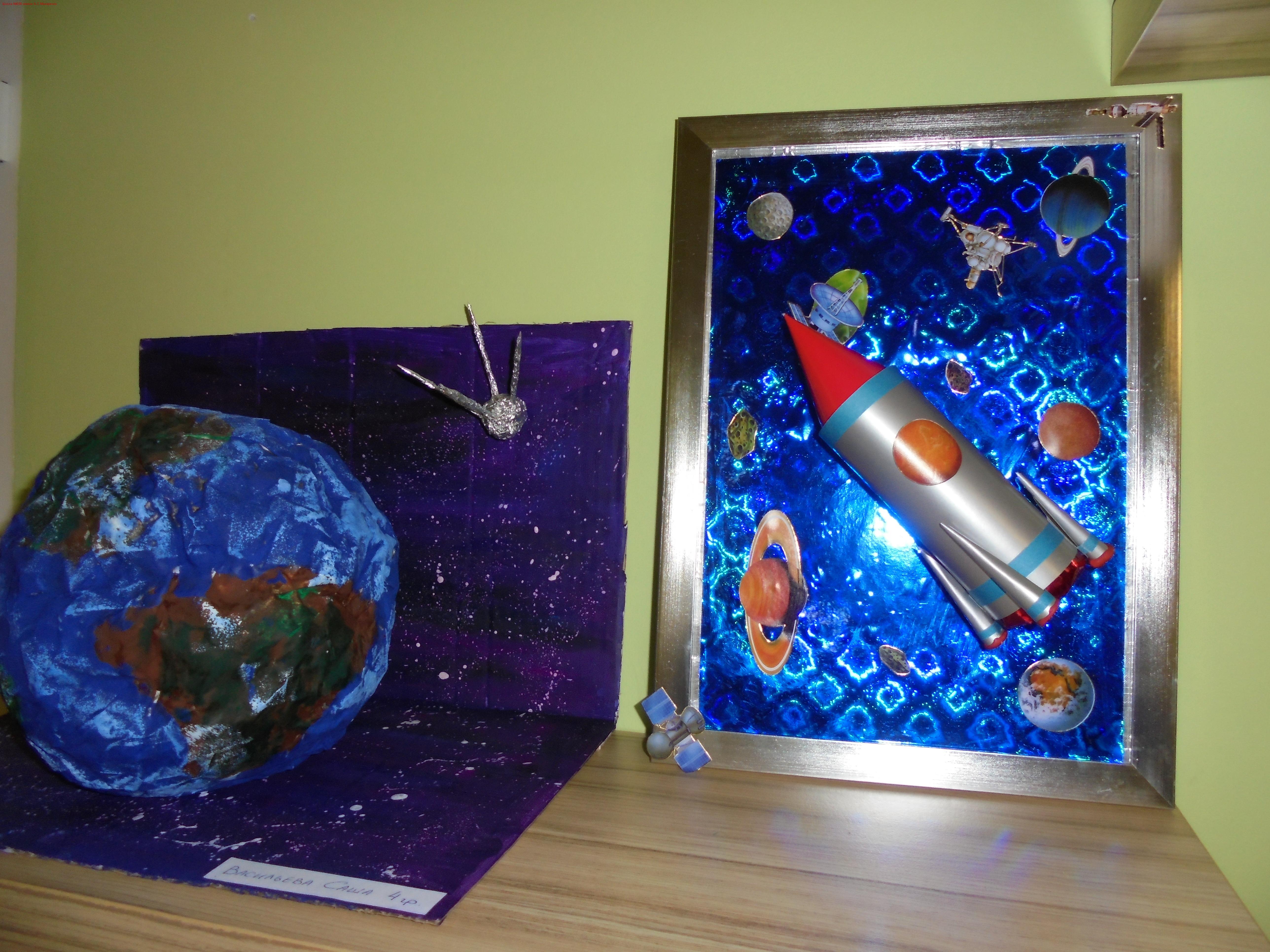 Поделка ракета - 100 фото как сделать самодельное украшение и игрушку