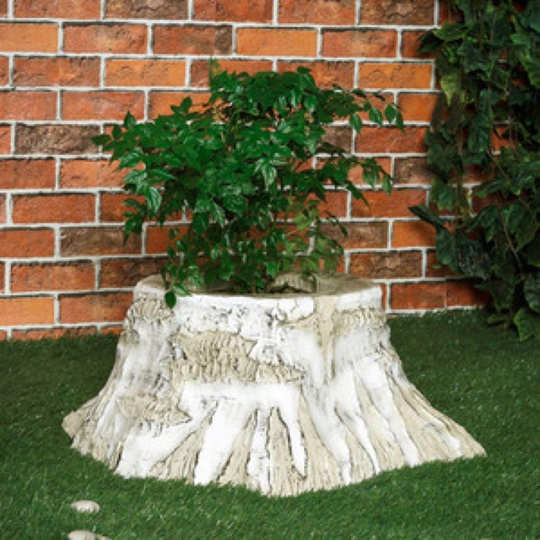 Деревянные кашпо для цветов (41 фото): особенности моделей из ствола дерева и из бруса. варианты дизайна кашпо для денежного дерева. описание декоративных моделей из коры
