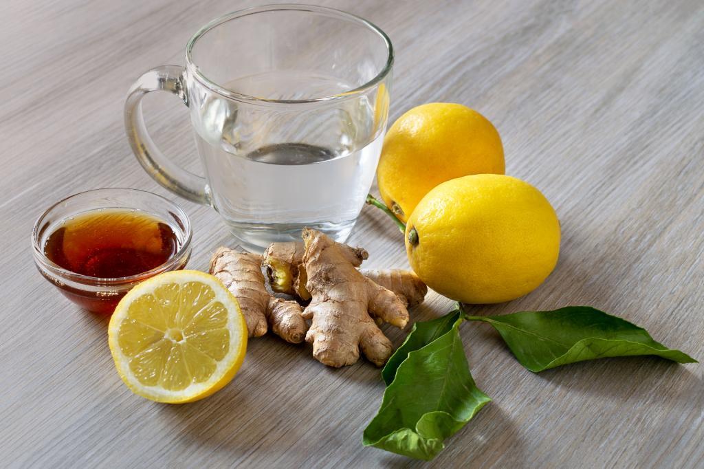 Лимонно-медовый пирог – кулинарный рецепт