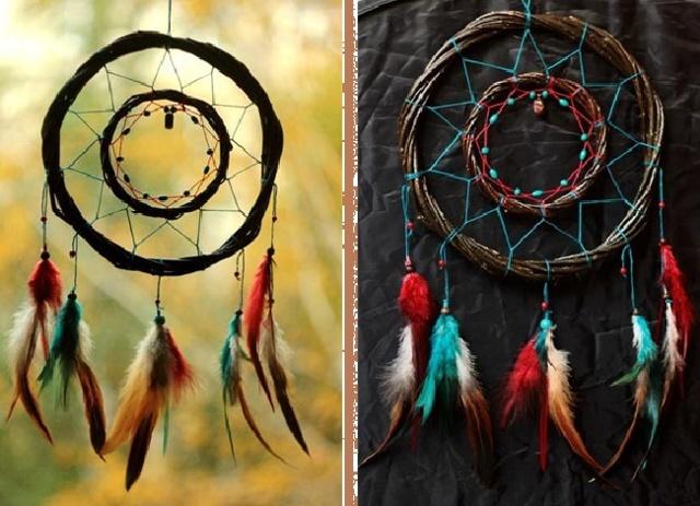 Значение ловца снов — принцип работы индейского оберега (3 фото) — нло мир интернет — журнал об нло