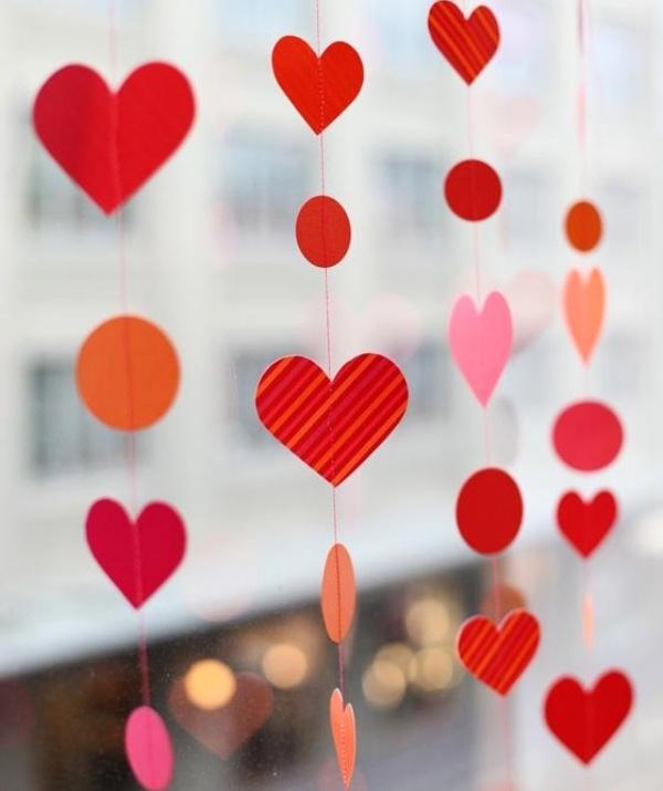 Валентинки на день влюблённых своими руками, 10 оригинальных идей
