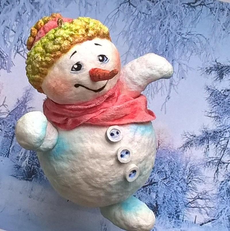 Снеговик из ваты: быстрые схемы с пошаговым мастер-классом создания детской поделки. способы работы + фото-обзоры лучших идей поделок