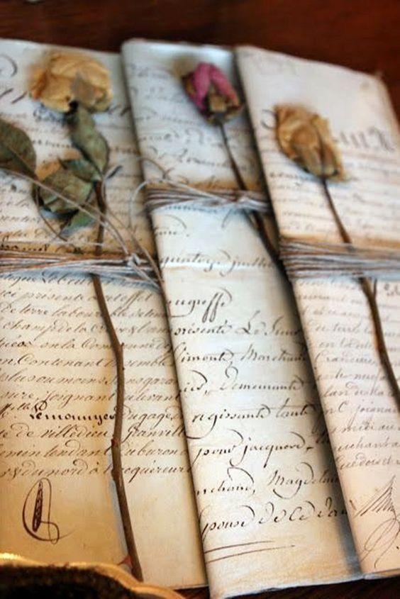 Три древних письма о любви • arzamas