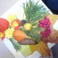 Поделка осенний букет своими руками - подборка оригинальных композиций