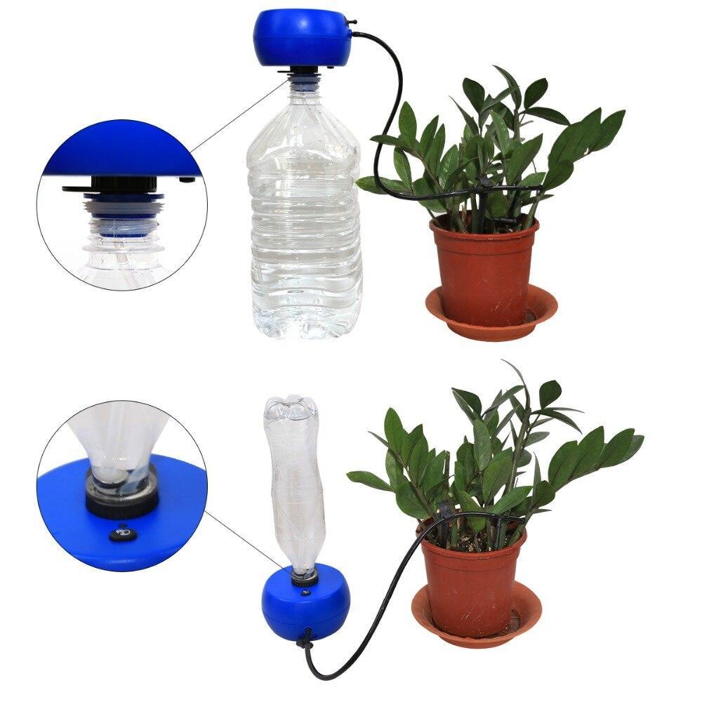 Автополив для комнатных растений своими руками: система автоматического полица цветов и растений из бутылки