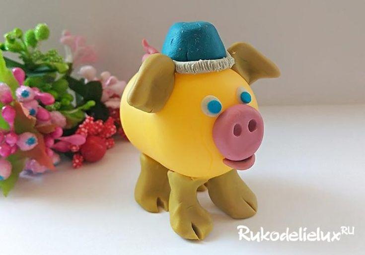 Свинья - символ года 2019 своими руками: мастер-класс, пошаговые схемы, фото идеи в домашних условиях ♥ рисунки карандашом поэтапно