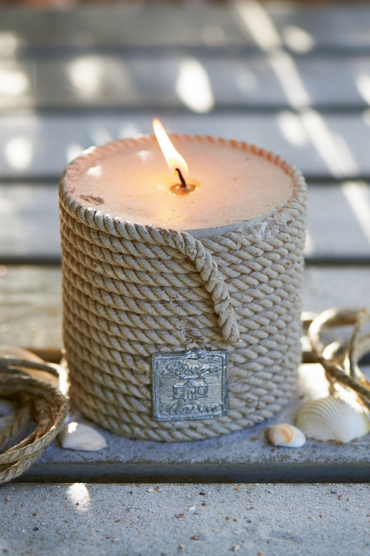 10 красивых и ароматных свечей своими руками :: инфониак