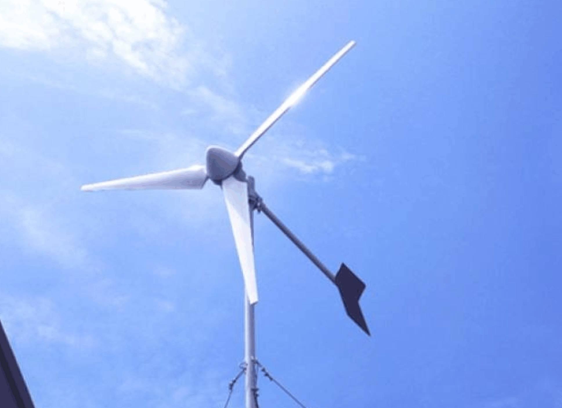 Нестандартные ветрогенераторы