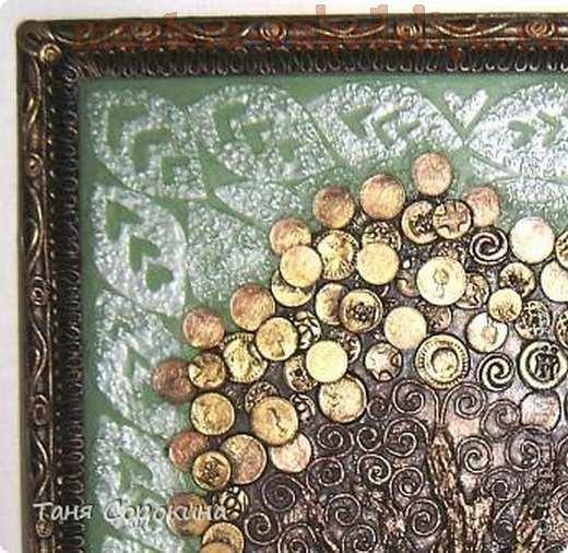 Денежное дерево своими руками: из монет, купюр
