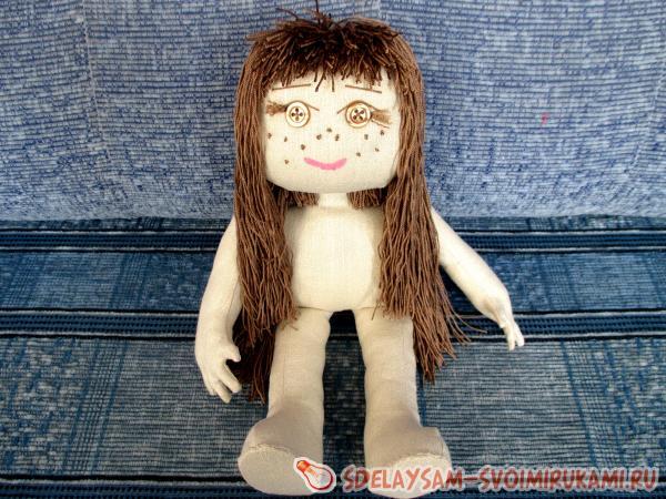 Кукла-оберег на здоровье своими руками: правила изготовления