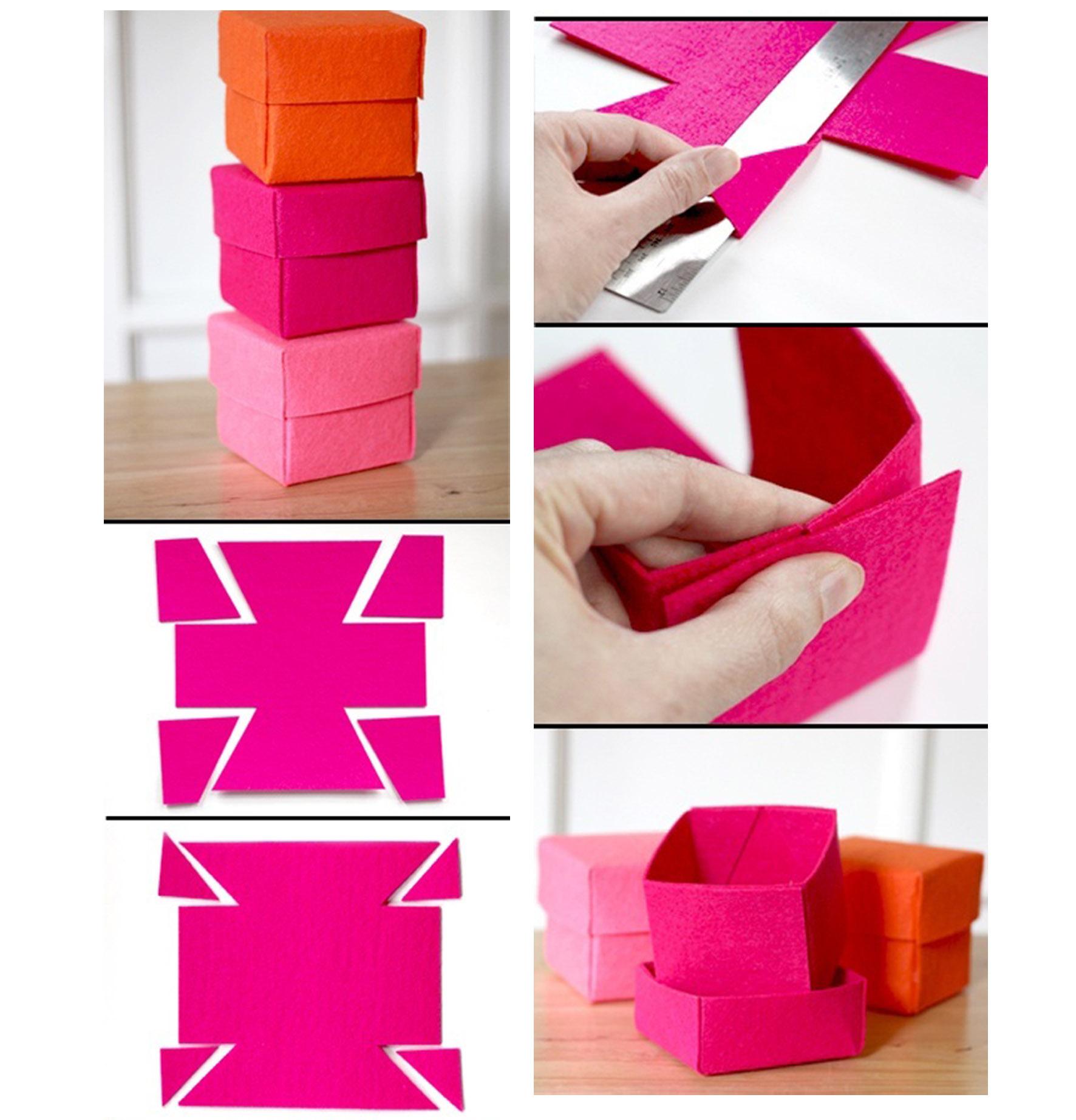 Как сложить коробку из картона и бумаги: схема картонной коробки из под пиццы, для торта, большую для переезда – видео как сложить коробку