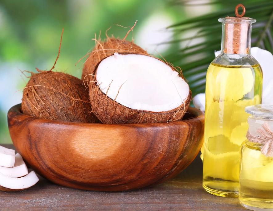 Как эффективно применять кокосовое масло для кожи и волос—  лучшие рецепты!!!
