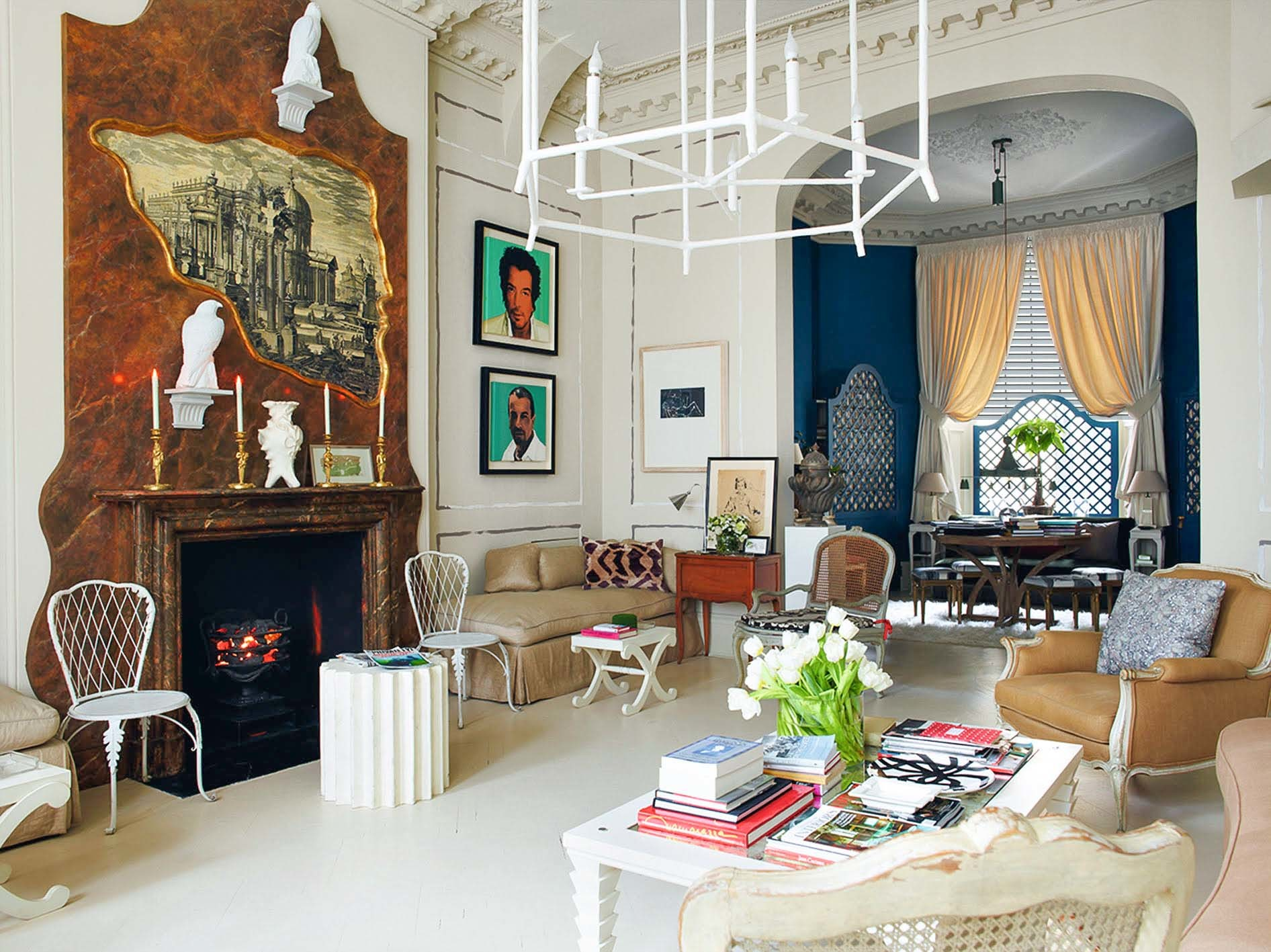 Декоративная стена – лучшие идеи и материалы