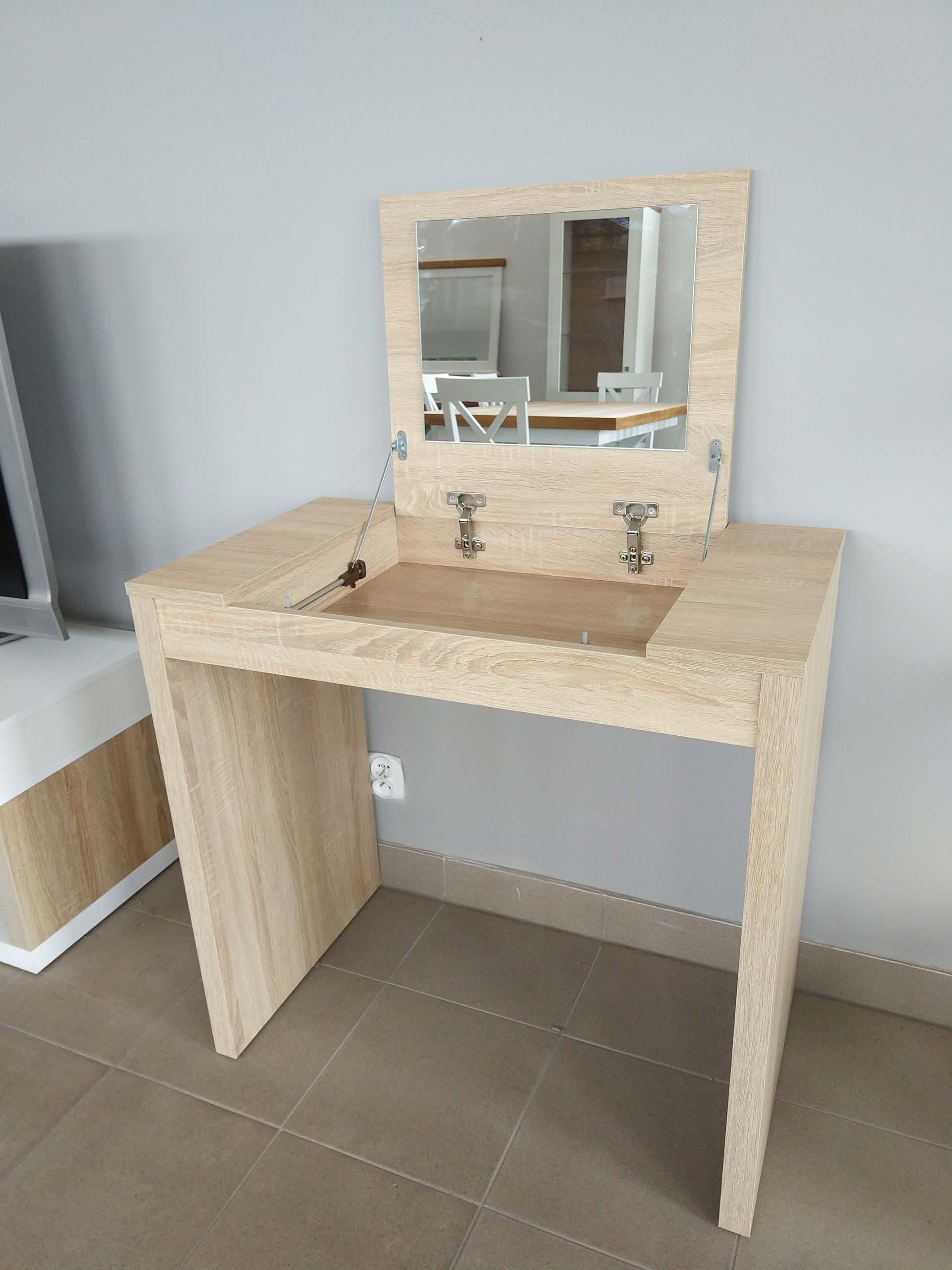 Туалетный столик из письменного стола своими руками. туалетный столик своими руками — несколько практических рекомендаций