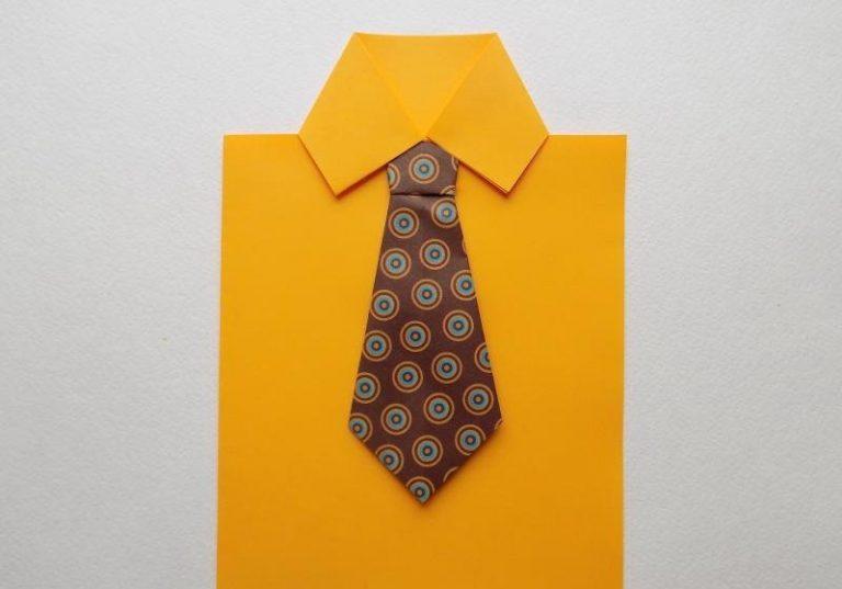 М/к рубашки с галстуком на 23    страна мастеров