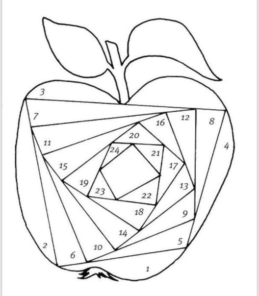 Айрис фолдинг. мастер-классы, схемы и шаблоны для детей - фотоотчёты. воспитателям детских садов, школьным учителям и педагогам - маам.ру