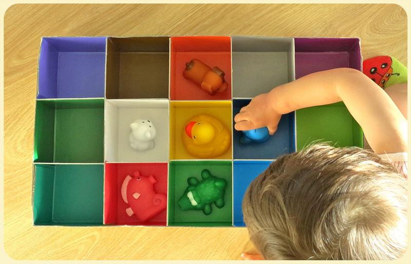 Как выучить цвета с ребенком: развивающие игры, книги и советы — все для развития ребенка