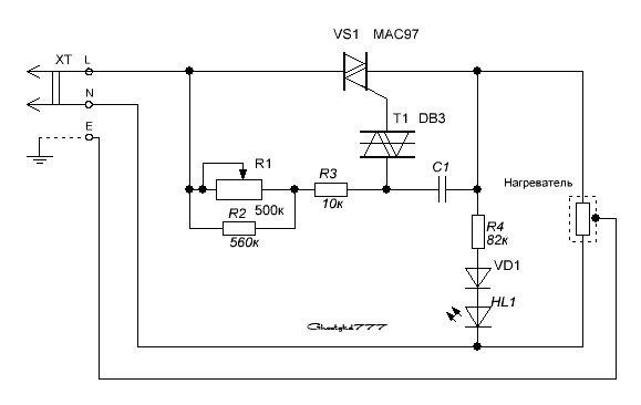 Паяльник с регулировкой температуры: схемы для самостоятельной сборки и доводки регулятора