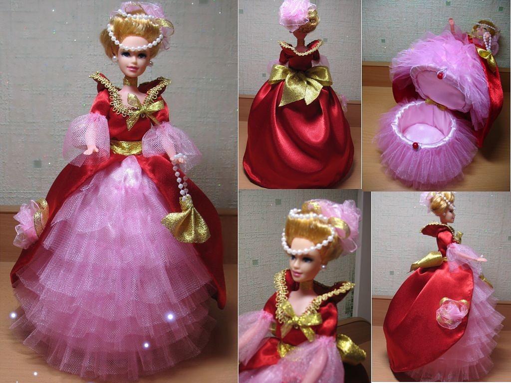 Кукла-шкатулка мастер-класс | страна мастеров