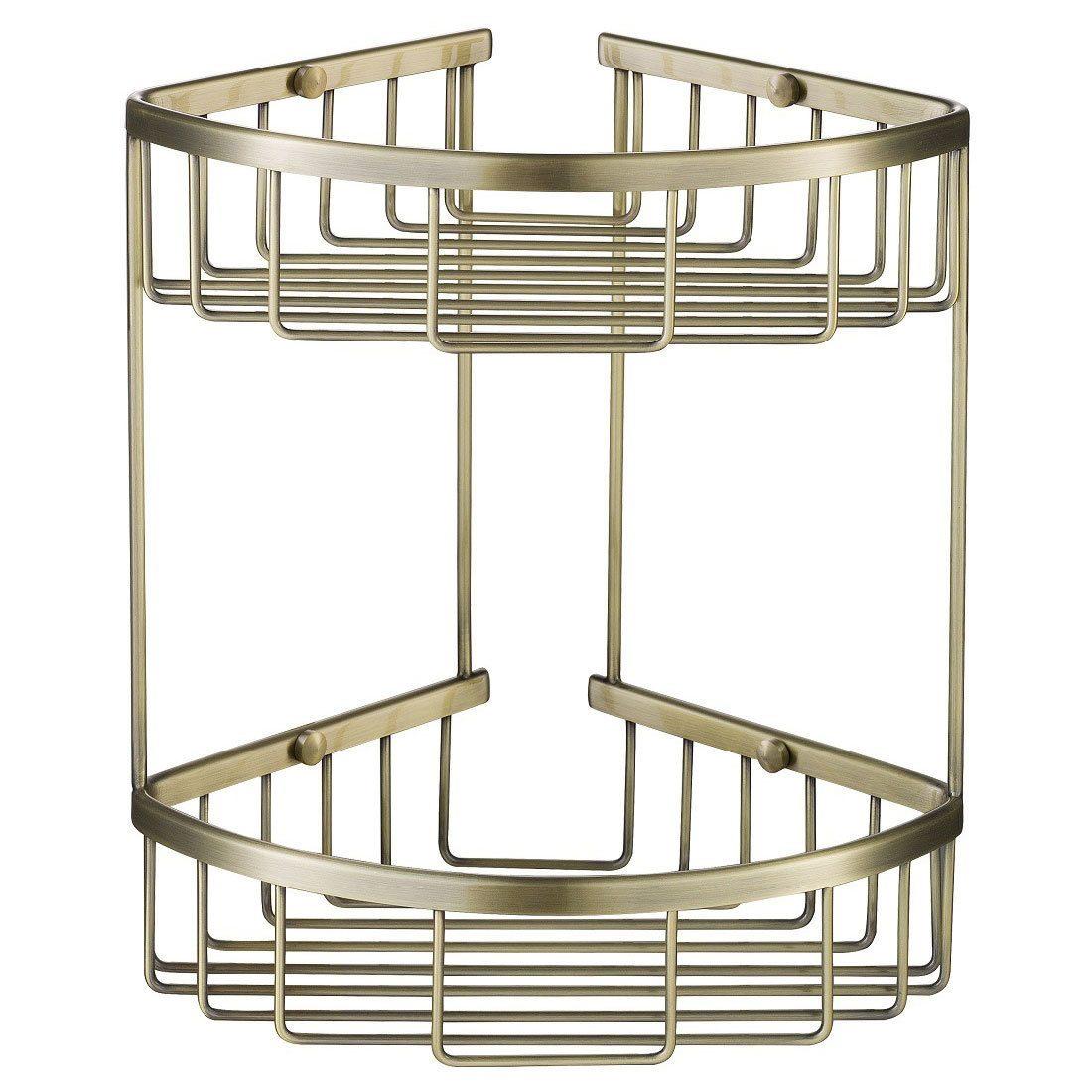 Интересные варианты дизайна угловых полок для комнаты