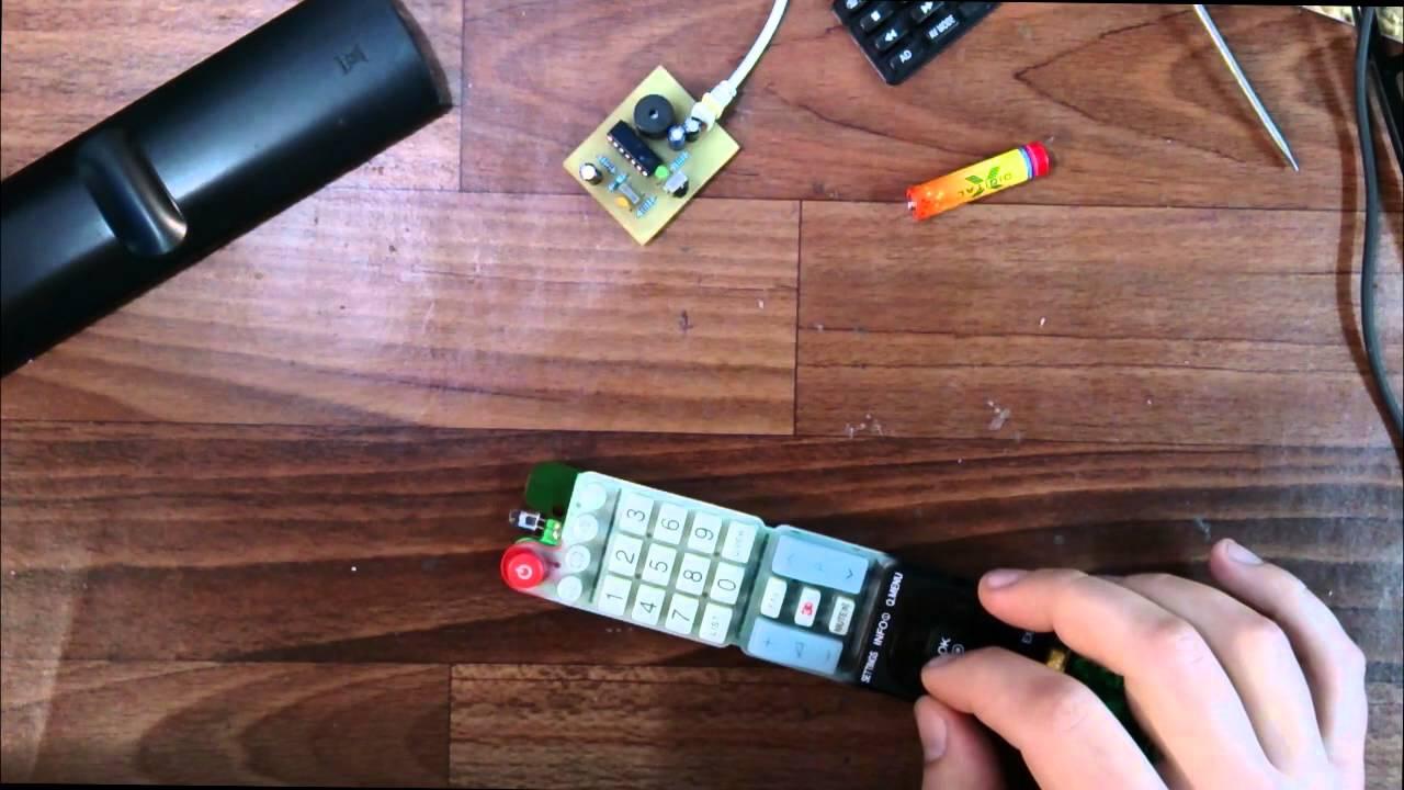 Починить пульт дистанционного управления