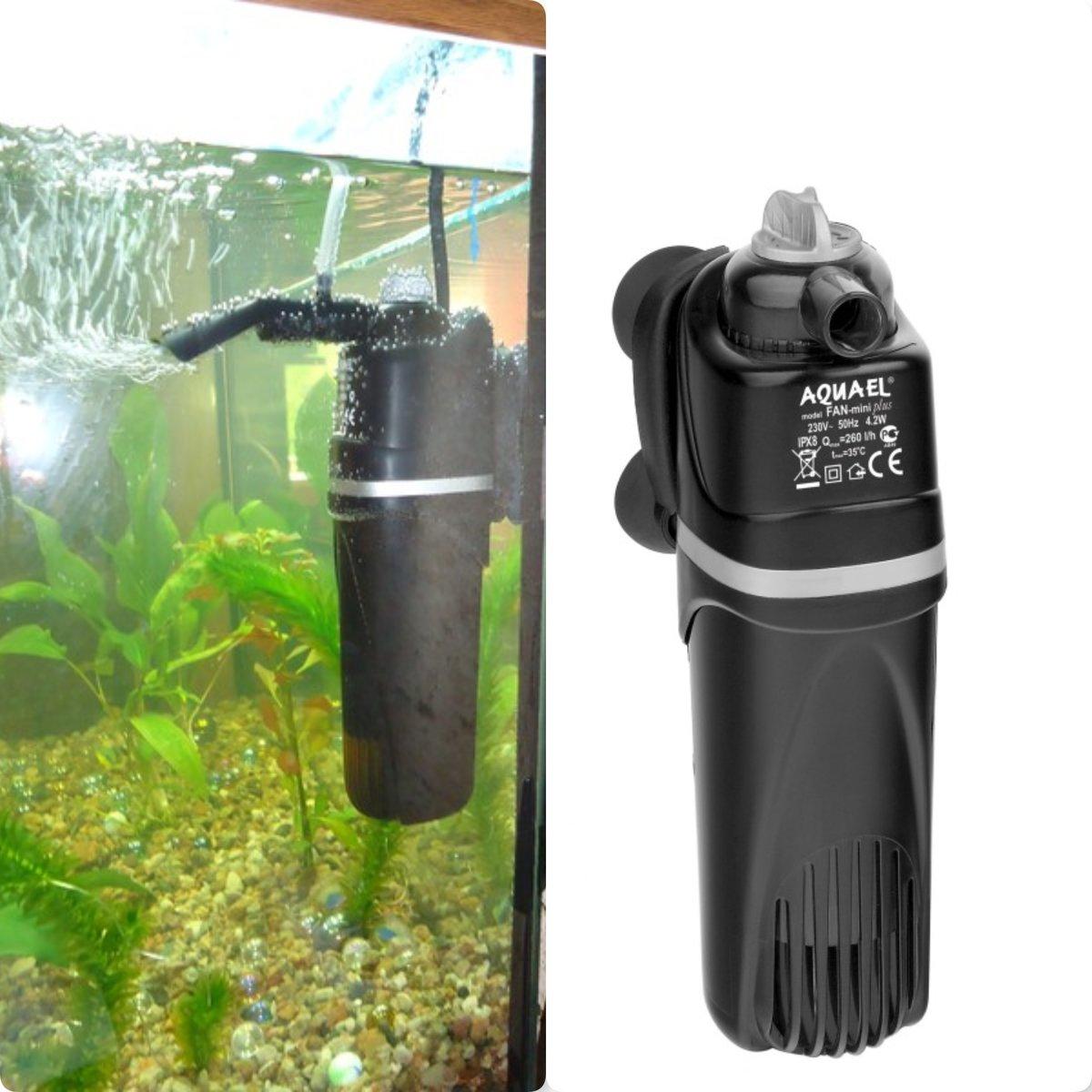 Фильтры для аквариума aquael fan серии mini plus и других