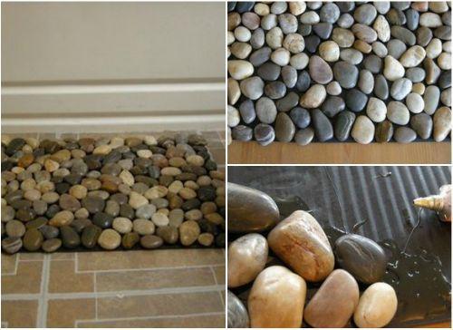 Оригинальные идеи декора с помощью камней, декор, декупаж бутылок под камень: фото, купить по акции, цены со скидкой, идеи от westwing