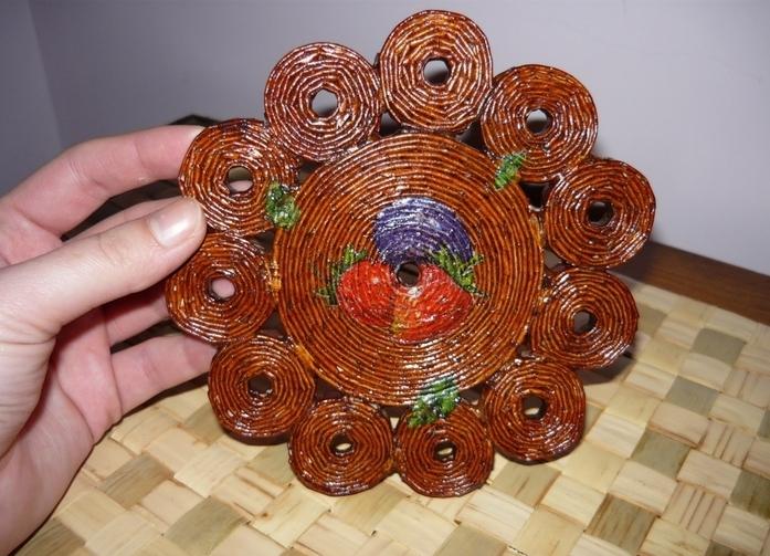 Поделки из коктейльных трубочек. мастер-класс с родителями «нетрадиционные техники использования коктейльных трубочек корзина из трубочек для коктейля