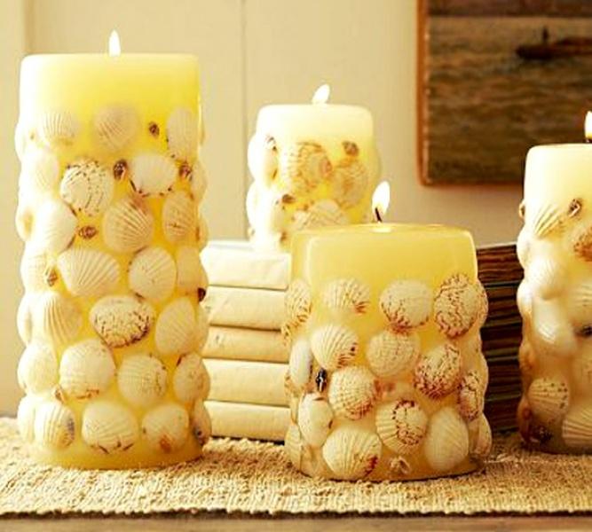 Как своими руками сделать свечи для семейного очага на свадьбу, оформление и украшение (инструкция с фото, видео), какой сделать декор – ленты, бусины, кружево?