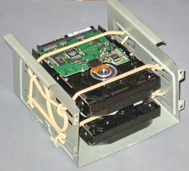 Трещит и шумит жесткий диск при работе: что делать для снижения уровня шума